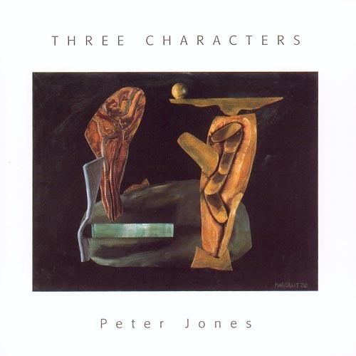 Three Characters Recto