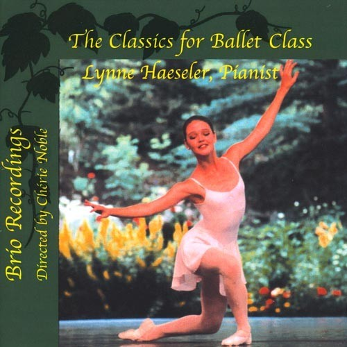 The Classics for Ballet Class Recto