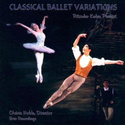 Classical Ballet Variations Recto