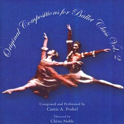 Original Compositions for ballet class vol2 Recto