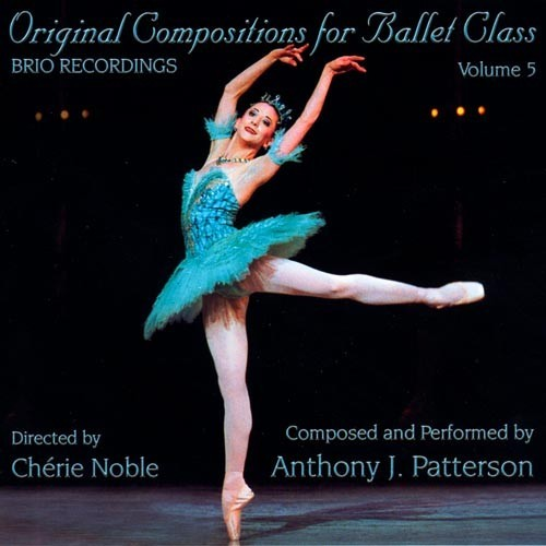 Original Compositions for ballet class vol5 Recto