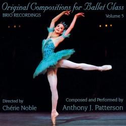 Original Compositions for ballet class vol5 Recto