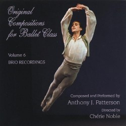 Original Compositions for ballet class vol6 Recto