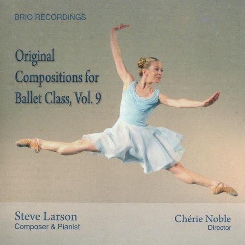 original Compositions for ballet class vol9 Recto