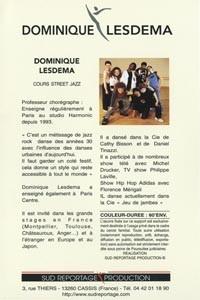 Cours Street Jazz Recto