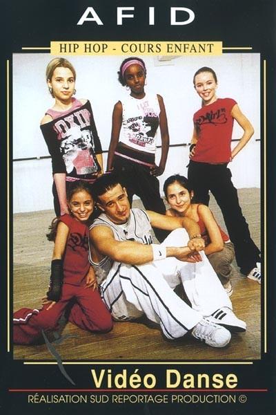 Hip-Hop Cours Enfant Recto