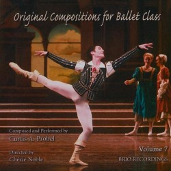 Original Compositions for Ballet Class, Vol. 7 Recto