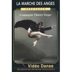 La Marche des Anges spectacle de la cie Thierry Verger Recto