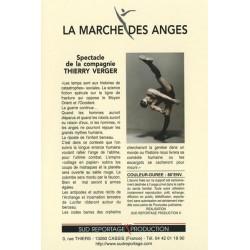 La Marche des Anges spectacle de la cie Thierry Verger Verso