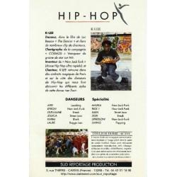 Explications et démo HIP-HOP Verso