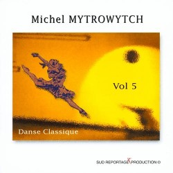 "Danse Classique ""Vol5"" Recto"