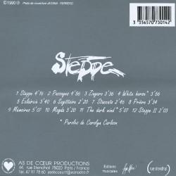 Steppe Verso