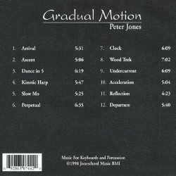 Gradual Motion Verso